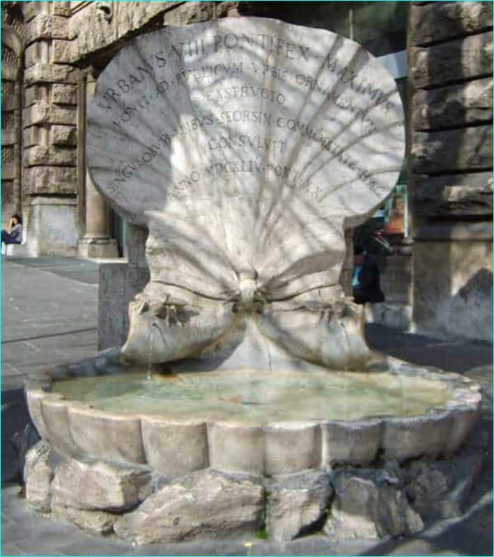 Piazza Barberini 3
