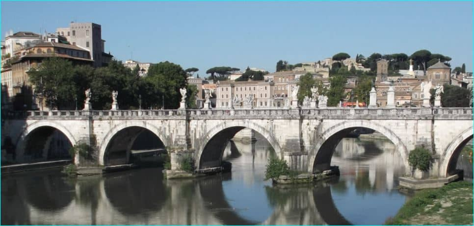 Ponte Sant' Angelo 1