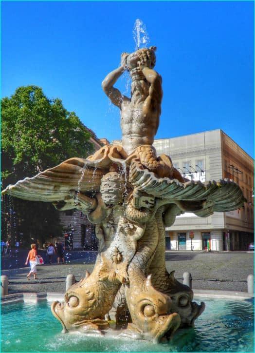 Piazza Barberini 2