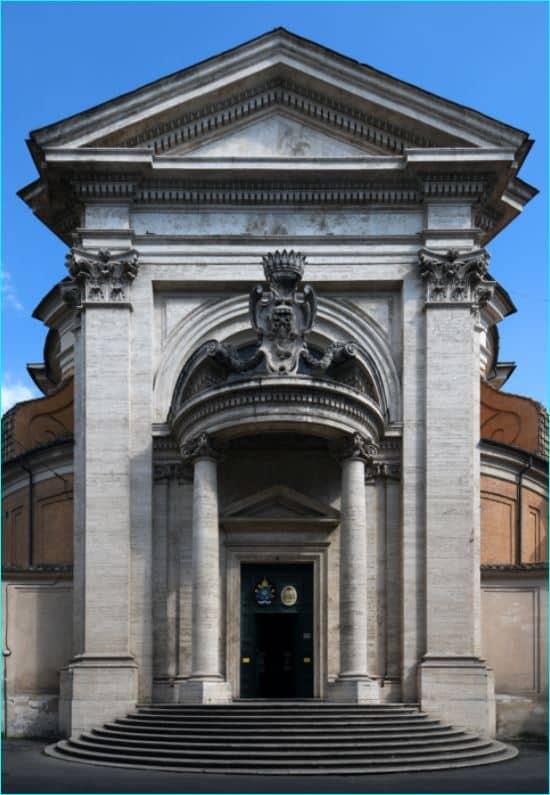Sant' Andrea al Quirinale 1