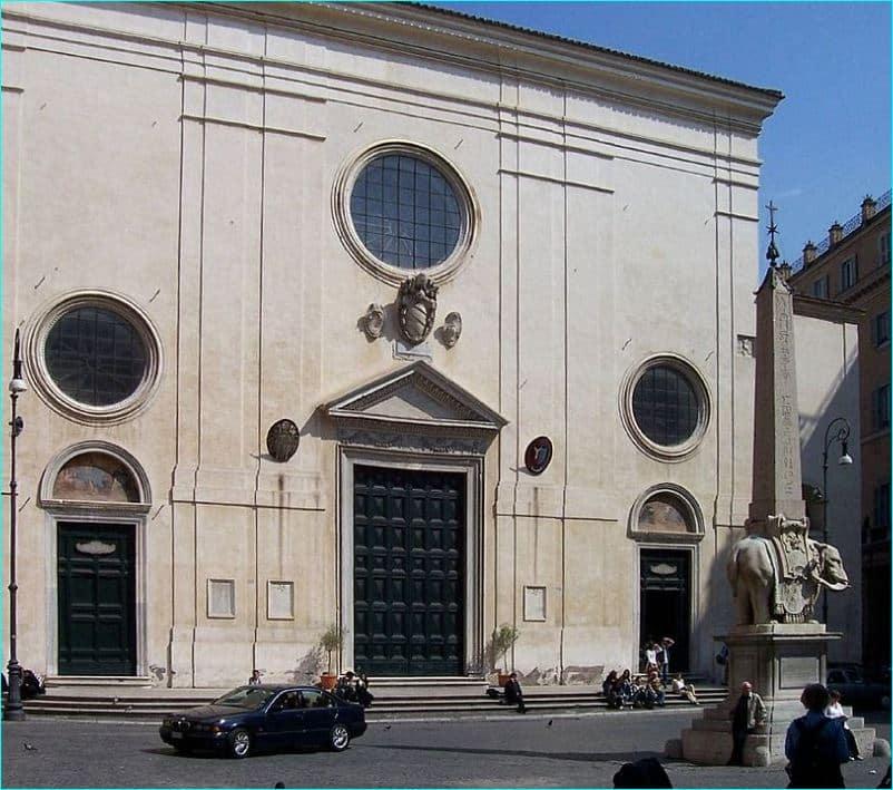 Santa Maria sopra Minerva 1